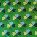 Bio-Interlock Klee grün