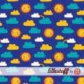 Bio-Jersey Sunny Sky