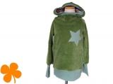 Hoodie Bio-Nicki grün
