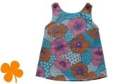 Kleid Tupfenblume