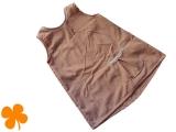 Kleid Baumwolle und Spitze