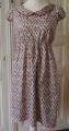 Kleid Millefleur mit Bubikragen