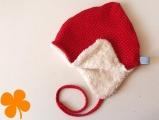 Wintermütze Rotkäppchen