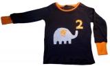 Geburtstagsshirt Elefant
