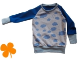 Shirt Frottee Wolke