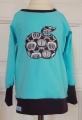 Shirt Interlock aqua
