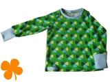 Shirt Bio Klee grün