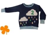 Geburtstagsshirt Regenwolke