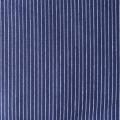 Fischerhemd-Stoff blau-weiß