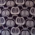 Retro-Apfel violett