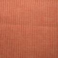 Leinen rot - weiß